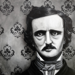 "E.A. Poe - 5""x7"" print (with quote from ""The Raven"") $15"