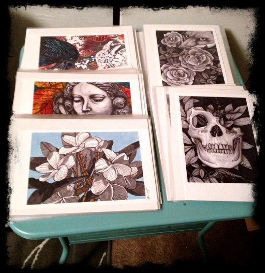 Available Prints by Heather Gordy